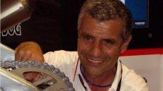Aurelio Longoni, corse di moto