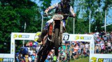 Tony Cairoli, Motocross