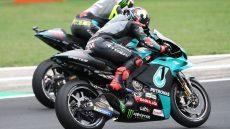 MotoGP, Valentino Rossi e Andrea Dovizioso