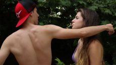 Dean Berta Vinales e la fidanzata