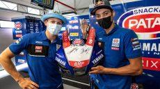 Superbike, Andrea Locatelli e Toprak Razgatlioglu