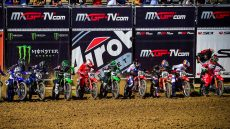 Orari TV, Motocross