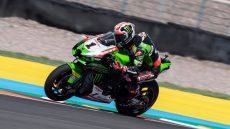 Superbike, Jonathan Rea a San Juan