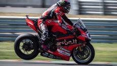 Superbike, Scott Redding a San Juan