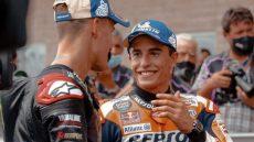 MotoGP, Fabio Quartararo e Marc Marquez