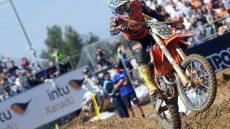 MXGP, Tony Cairoli in Spagna