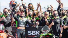Superbike, Jonathan Rea e il team KRT