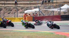 Caduta in MotoGP