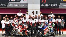 MotoGP, LCR Honda Team 2021
