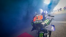MotoGP Tecnica Yamaha M1 Quartararo
